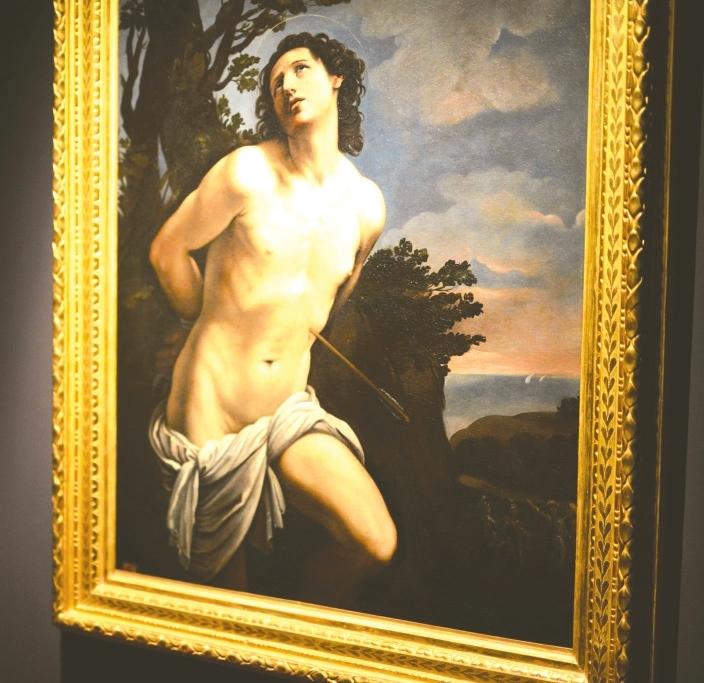 Miradolo. La Fondazione Cosso spinge san Sebastiano e prepara il Beato Angelico