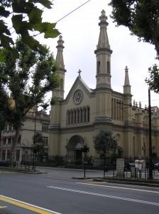 Il tempio Valdese di Torino