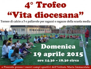 Trofeo Vita Diocesana 2015