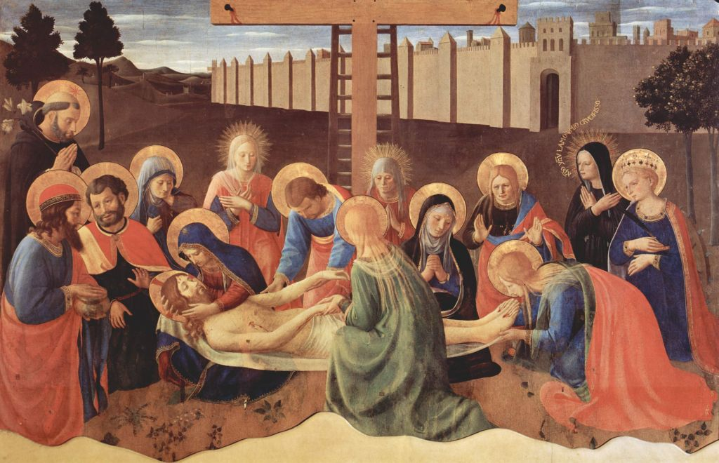 Il mistero della salvezza nella mistica del Beato Angelico