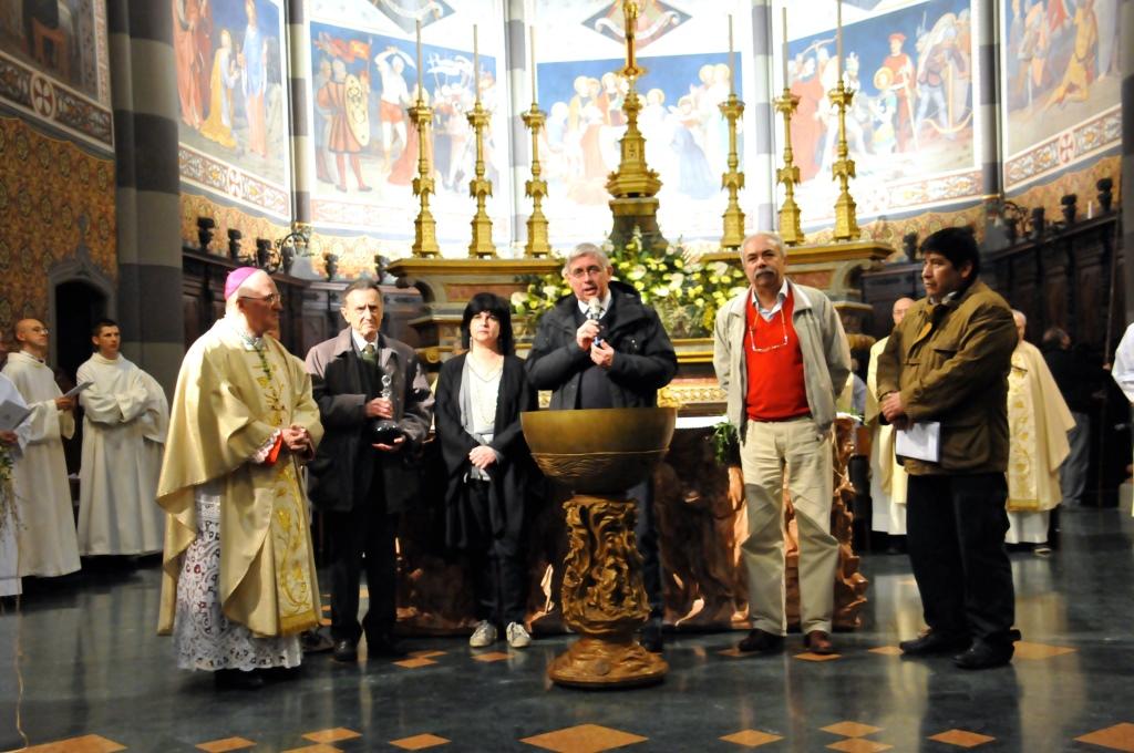 Settimana di preghiera per l'unità dei cristiani: domenica 24 il pastore Genre in Cattedrale