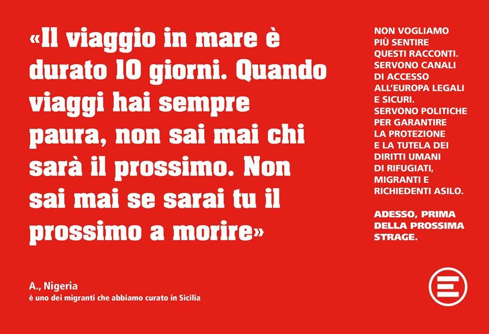 """Pinerolo. Stasera in Piazza Facta un presidio """"per dire basta alle stragi"""""""