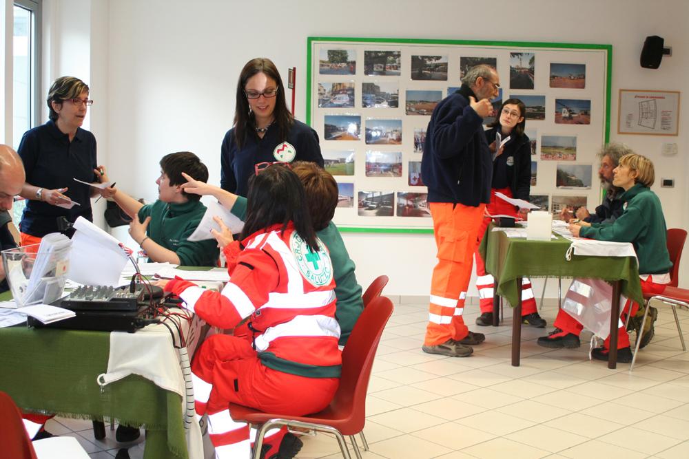 A scuola di protezione civile con Anpas