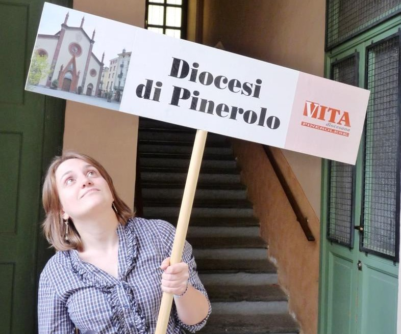 #Sindone2015. I primi pellegrini arrivano da Pinerolo