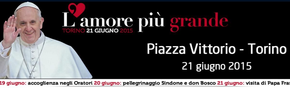 Il Papa a Torino: si prepara una mini GMG