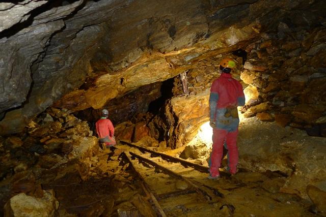 Antiche miniere: una ricerca fatta… coi piedi