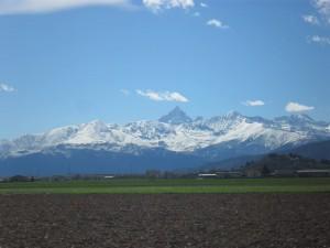 Panoramica del Monviso