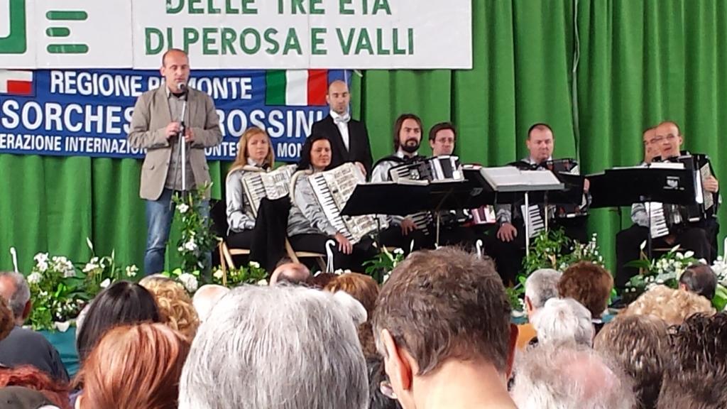 [ photogallery ] Festa di fine anno per l'Unitre di Perosa