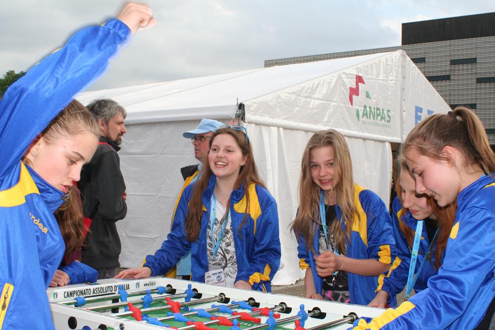 Conclusa la XXVI edizione dei Giochi Internazionali della Gioventù Salesiana