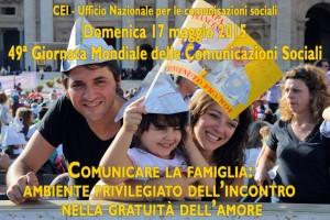 Giornata Comunicazioni Sociali 2015
