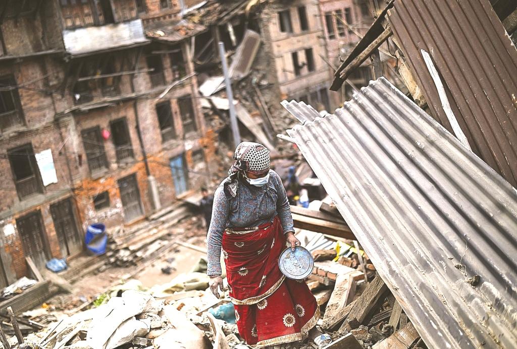 Terremoto in Nepal. Domenica 17 maggio in tutte le chiese colletta nazionale Caritas