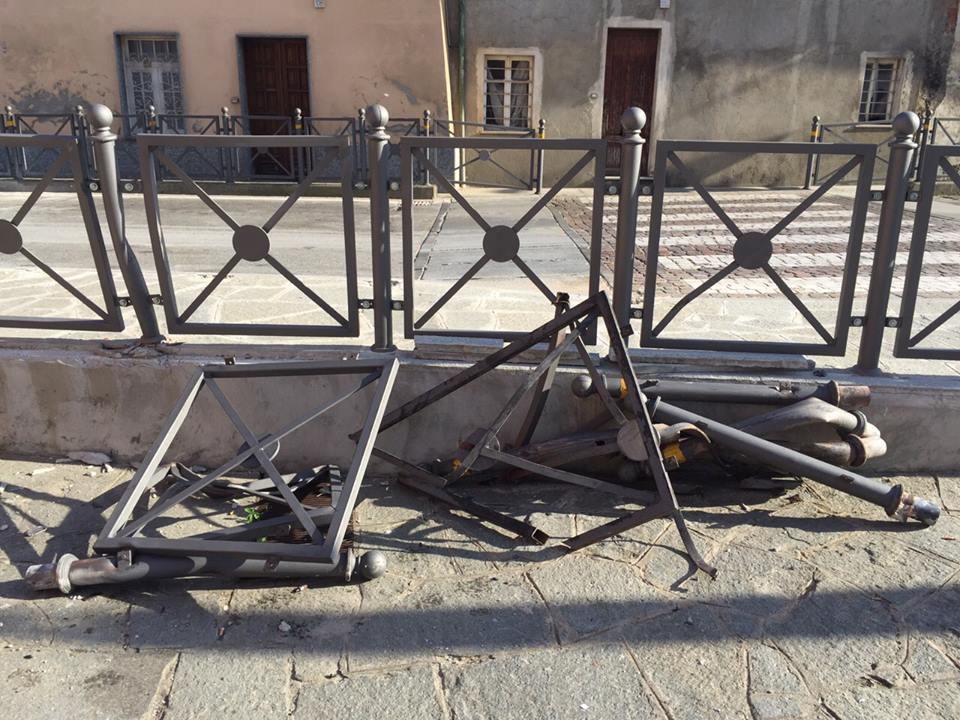 Denunciati per ricettazione dopo l'incidente in auto a Riva di Pinerolo