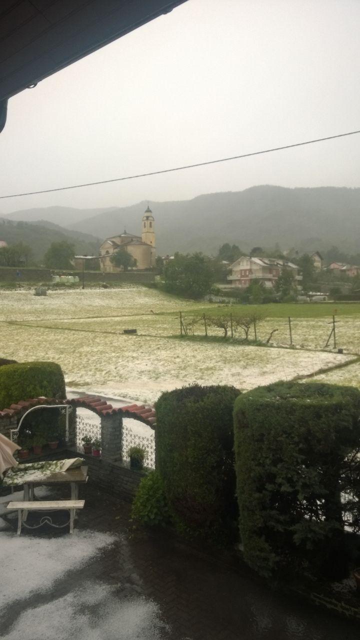 Grandine in Piemonte. Coldiretti: gravissimi danni nel Pinerolese, Canavese e Rivarolese