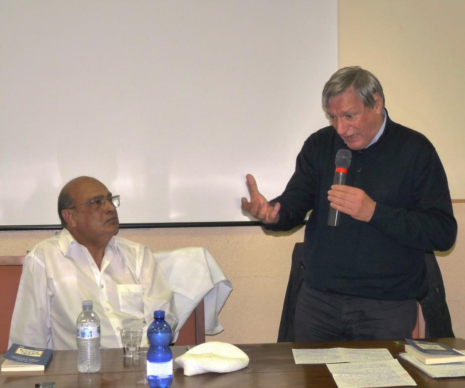 Don Ciotti a Pinerolo: serve un rinnovamento delle nostre coscienze