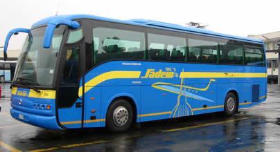 Venerdì 15 maggio sciopero dei bus Sadem