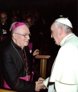 Vescovo e Papa