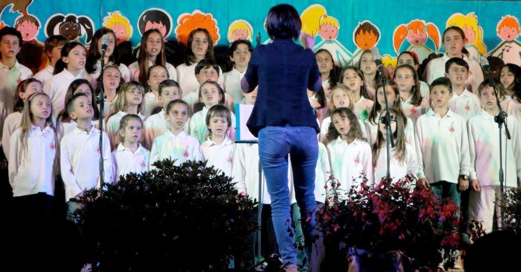 Il coro dell'IMI trionfa a Busca
