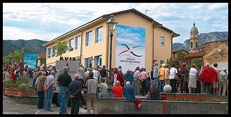 Frossasco. Il Museo dell'emigrazione per le vittime del terremoto