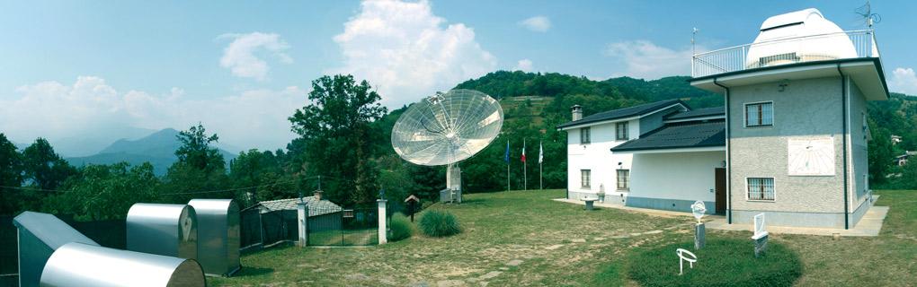"Luserna. Al via un corso per astronomi ""juniores"""