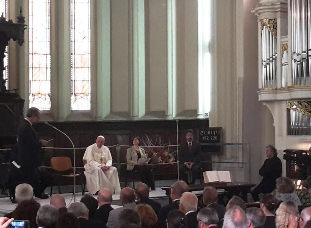 Dopo il tempio valdese di Torino Papa Francesco visiterà la chiesa luterana di Roma