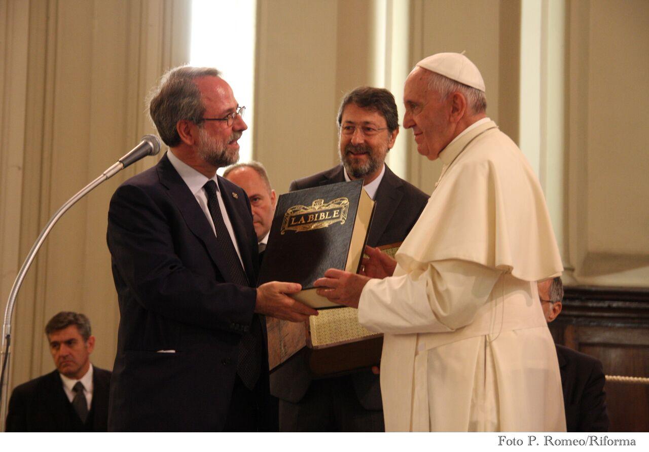 La visita di Papa Francesco al Tempio valdese: un sogno che si avvera!