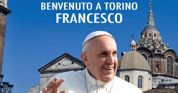 Benvenuto-a-Torino-Papa-Francesco