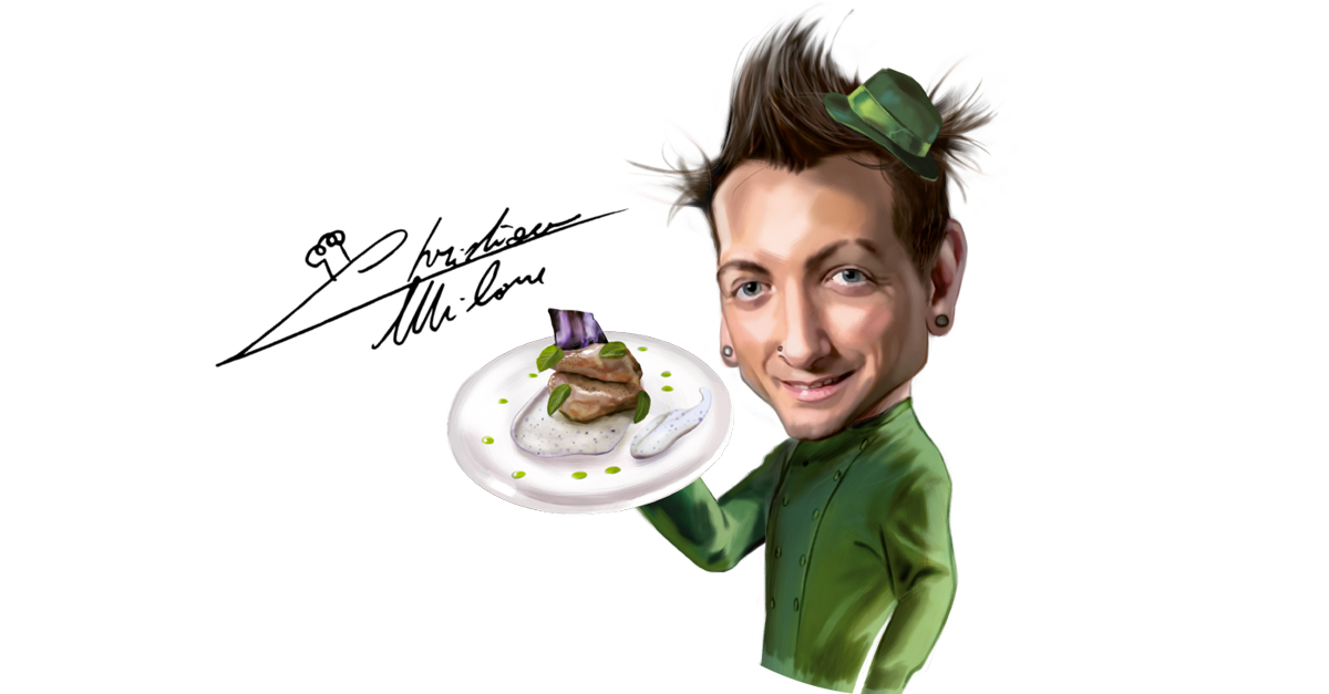 Uno chef pinerolese presta il volto per l'etichetta della Birra Moretti