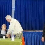 don Grietti e  Giovanni Berger