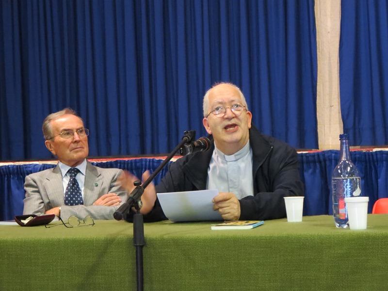 """[photogallery] Presentato a Pinasca il libro """"Chiesa del Tagliaretto"""""""