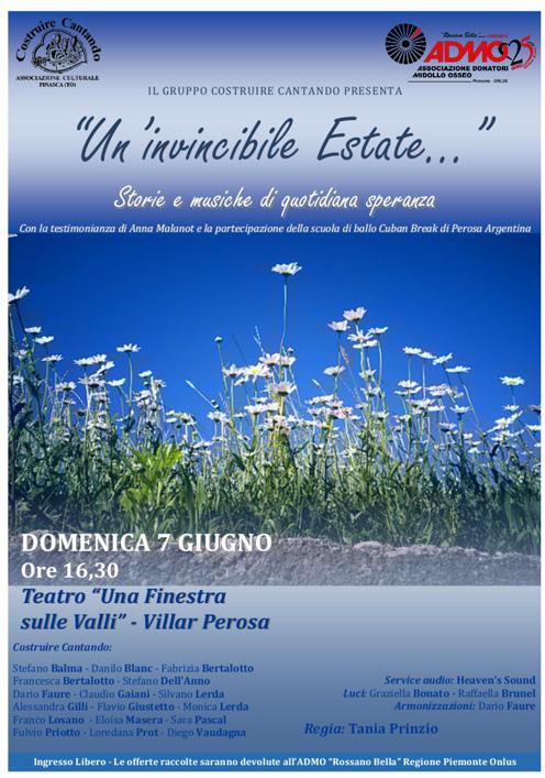 Locandina-spettacolo-25-anni-Admo-Villar-Perosa