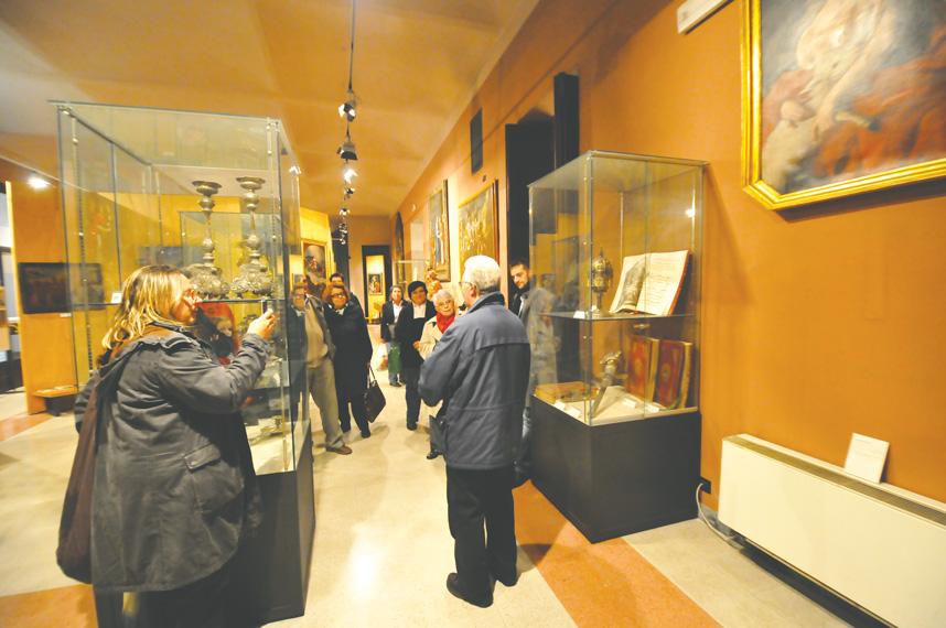 Museo diocesano Pinerolo