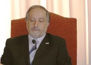 Eugenio Buttiero, sindaco di Pinerolo e Presidente della conferenza dell'ASL TO3