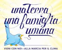 """Si terrà il 28 giugno a Roma la marcia """"Una terra. Una famiglia umana"""""""