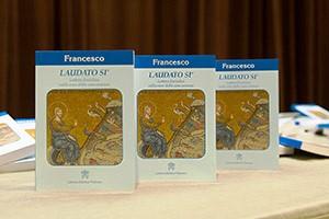 """Presentata l'enciclica """"ecologica"""" di Papa Francesco """"Laudato si', sulla cura della casa comune"""""""