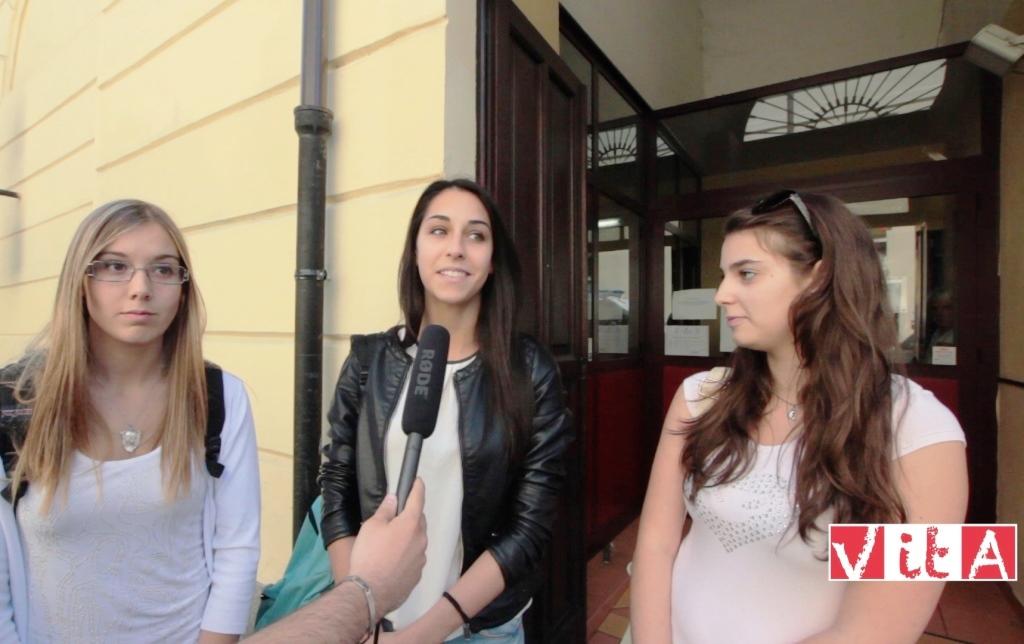 [ video ] Esame di maturità: parlano gli studenti di Pinerolo