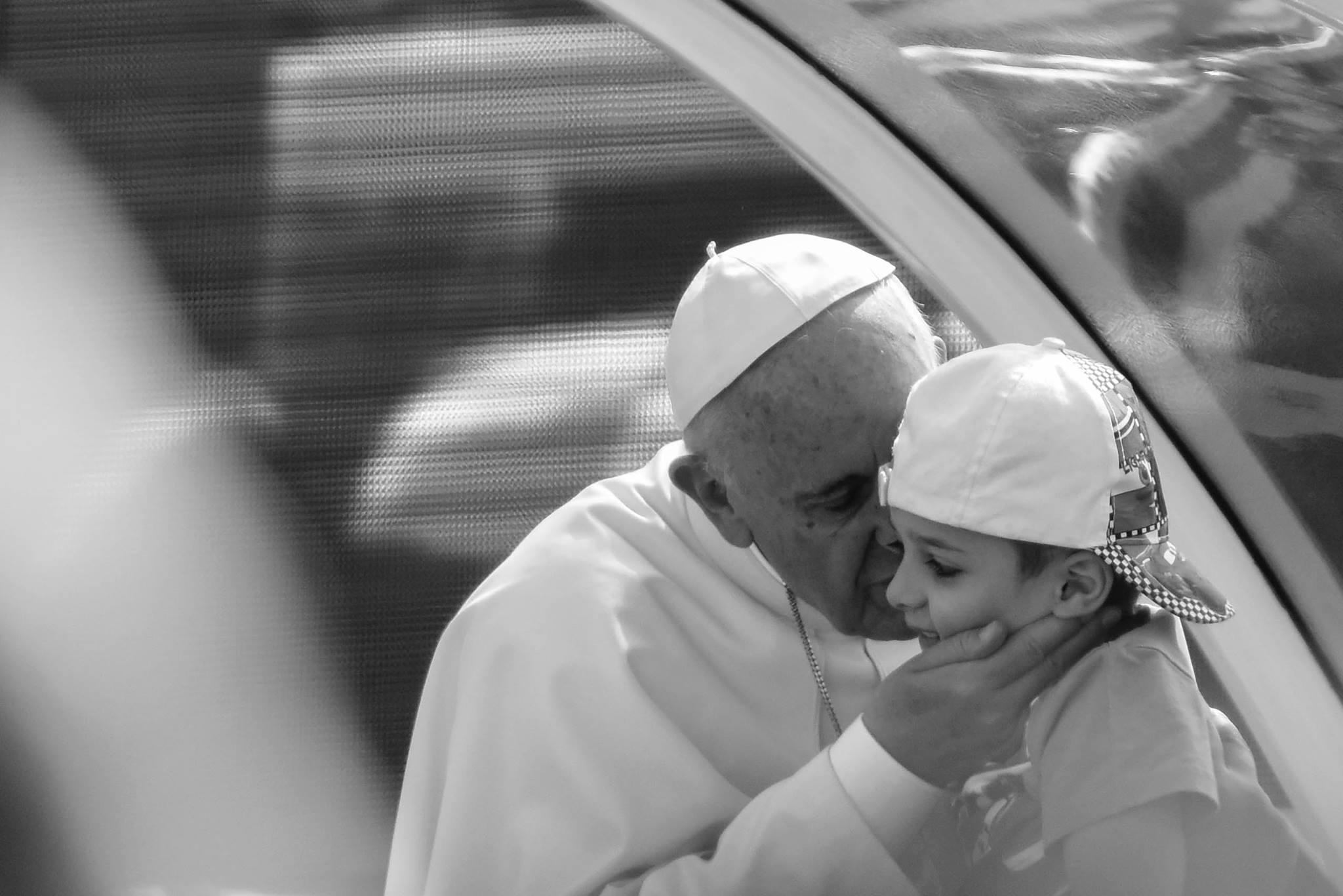 """[ photogallery ] Papa Francesco a Torino """"nipote di questa terra"""""""