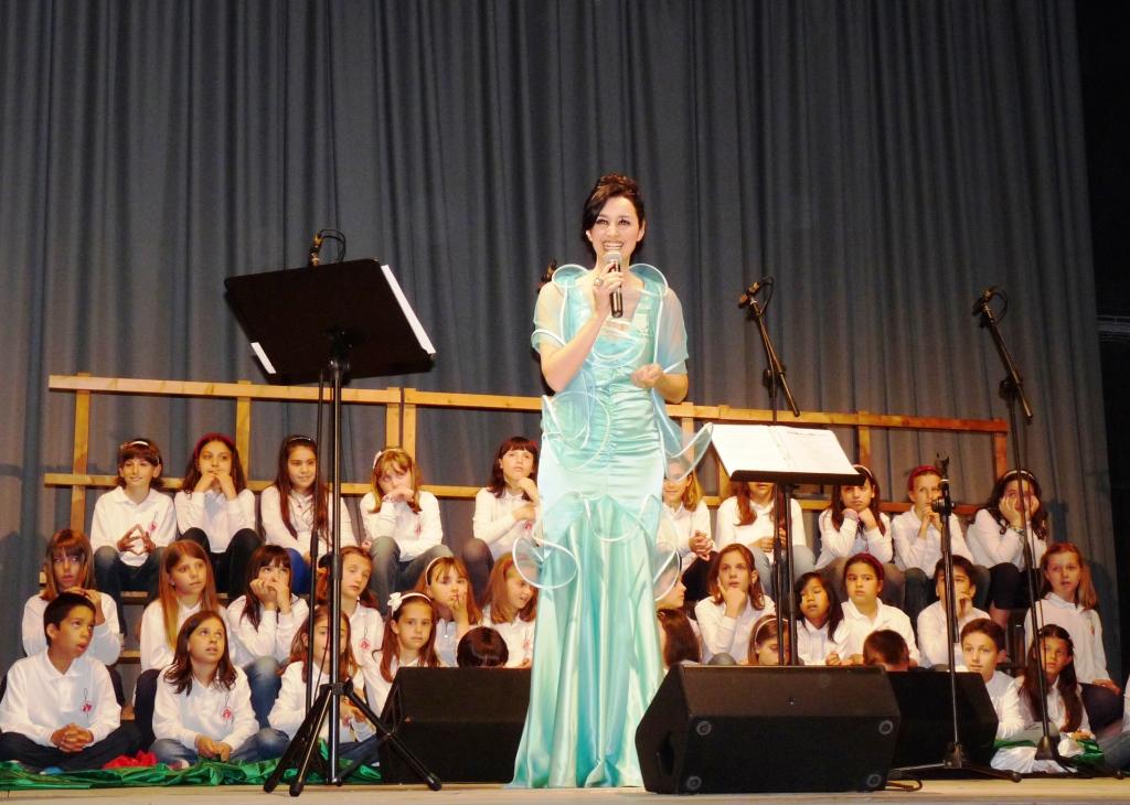 Il 9 giugno Simona Rodano in concerto al castello di Osasco
