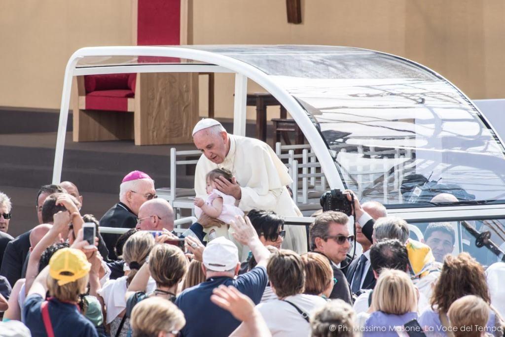 Papa Francesco a Torino - La messa in piazza Vittorio
