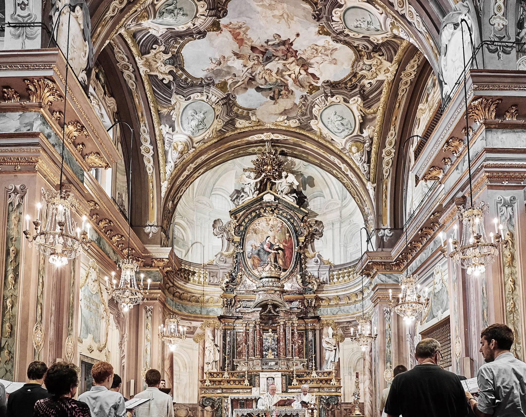 """Pinerolo. Note dalla clausura. Sabato 24 giugno presso la chiesa della Visitazione concerto dell'ensemble """"Musas"""""""