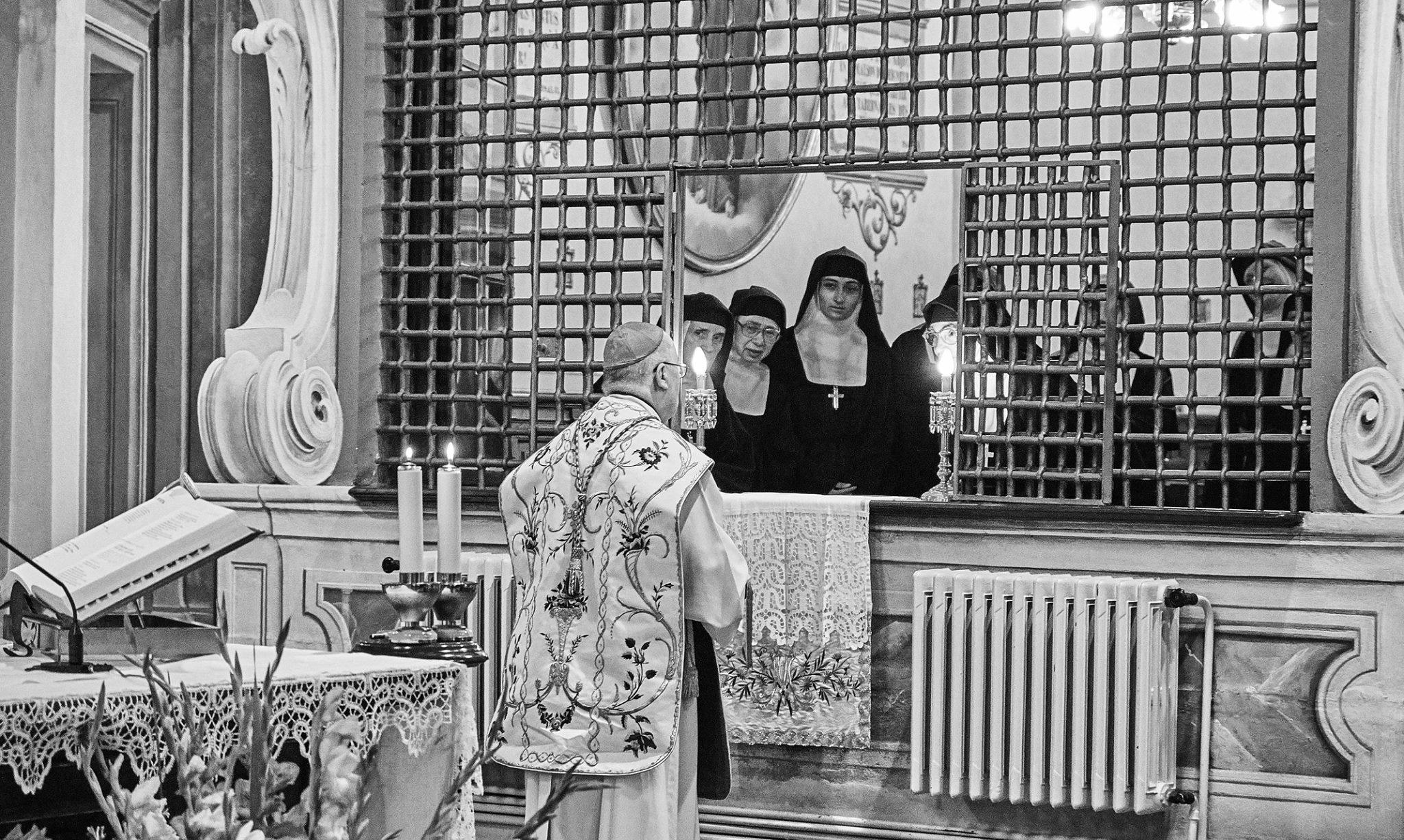 La Visitazione di Pinerolo in festa per monsignor Debernardi