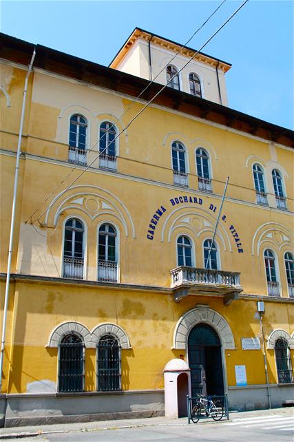 """il 2 ottobre il Circolo dei Lettori organizza l'incontro  sul """"Polo culturale – Caserma Bochard"""""""