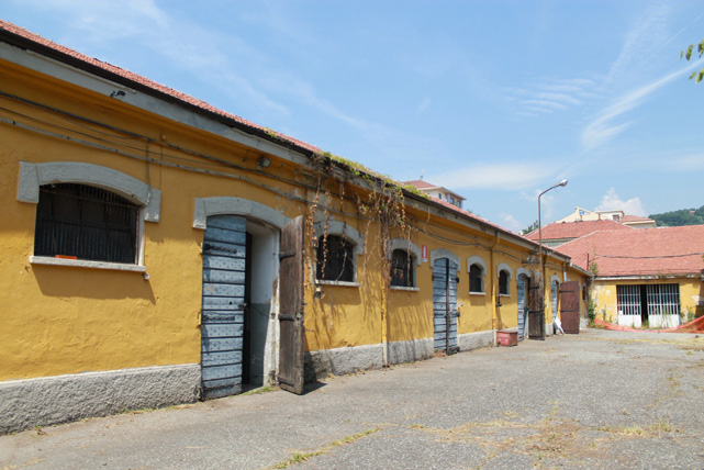 Apertura caserma Bochard (foto Cinzia Pastore)