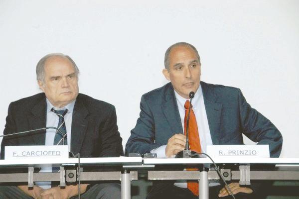 Francesco Carciofo, amministratore delegato ACEA
