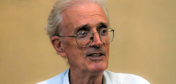 Il pastore valdese Franco Giampiccoli (foto riforma.it)