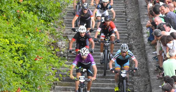 [Fotogallery] Iron Bike a Cavour