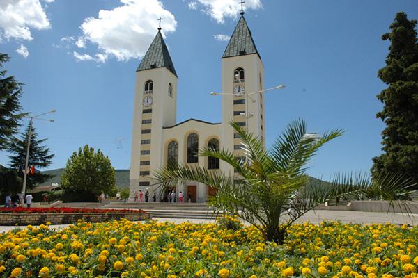 Dal 13 al 17 agosto pellegrinaggio a Medjugorje