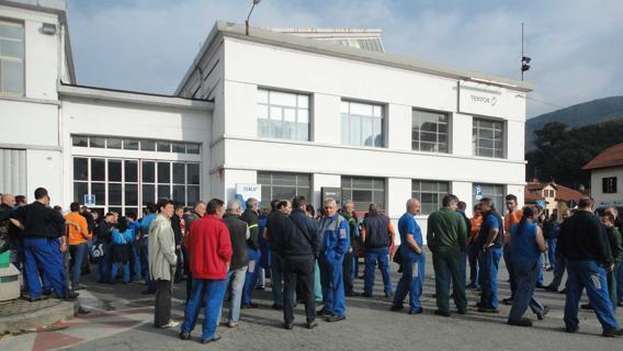 Villar Perosa. Domani sciopero alla Trekfor per il premio di risultato