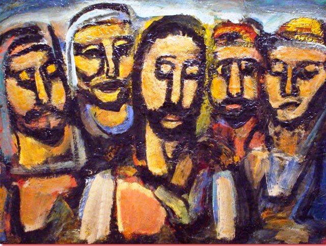 Gesù chiamò a sé i Dodici