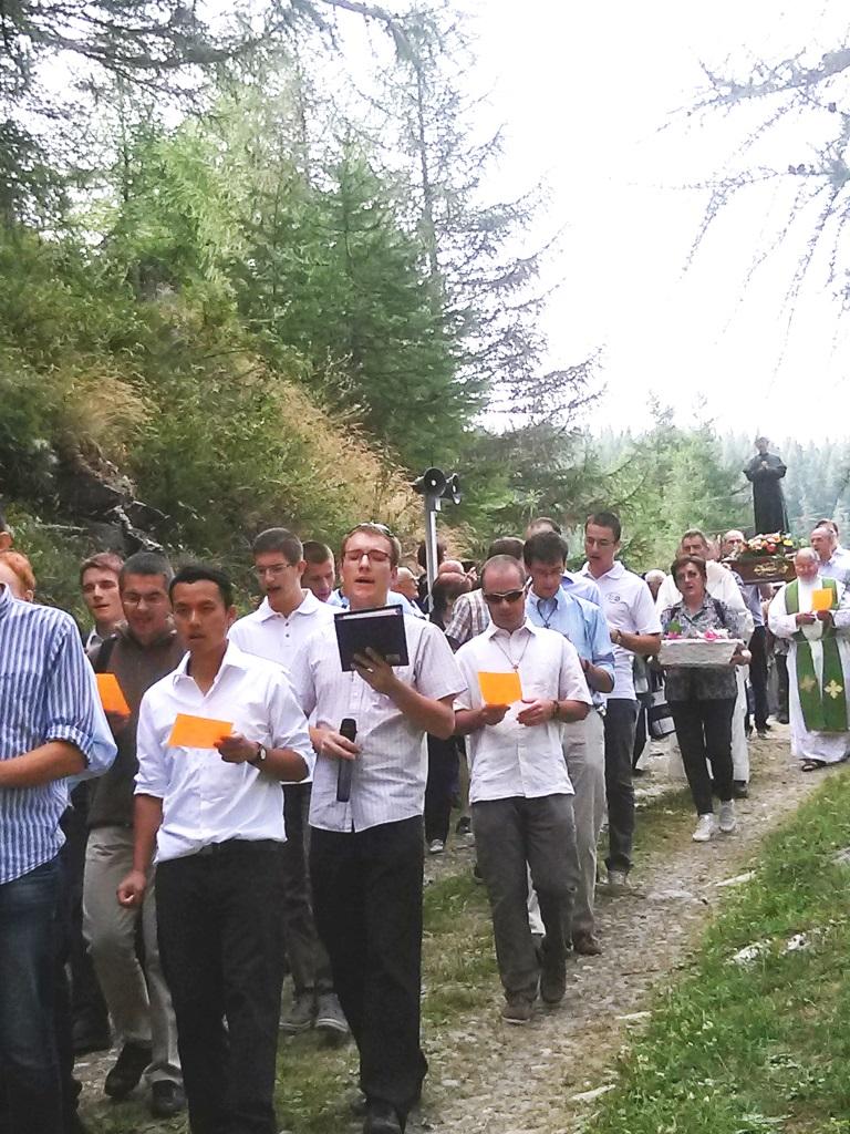 [ photogallery ] Puy di Fenestrelle in festa per don Bosco