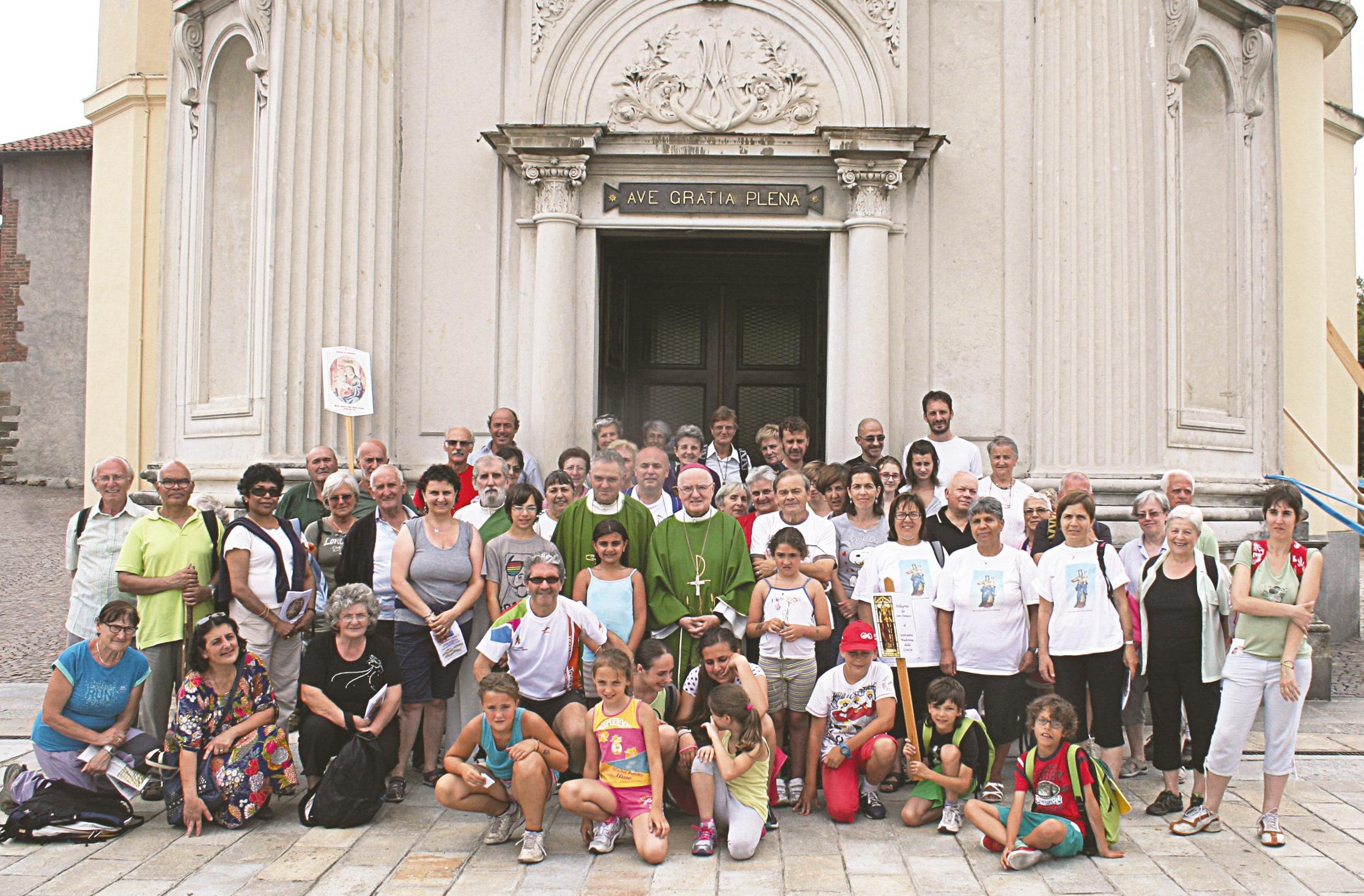 """Il 18 luglio la 15° edizione del pellegrinaggio """"delle Valli"""""""